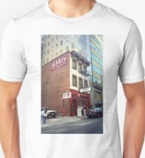 San Francisco Bar 2007 Unisex T-Shirt