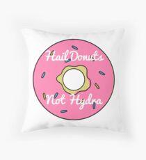 Hail Hydra Throw Pillow