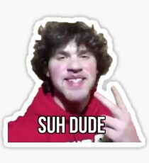 Suh Dude Sticker