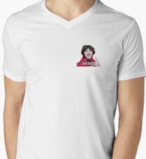 Suh Dude Mens V-Neck T-Shirt