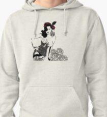 Dita Von Teese Pullover Hoodie