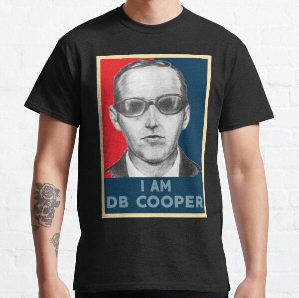 I AM DB COOPER Classic T-Shirt