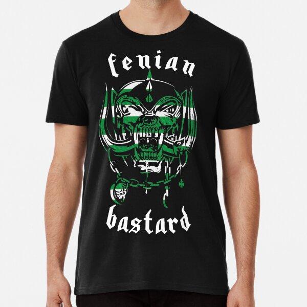 Fenian Bastard - Celtic FC - Glasgow Premium T-Shirt