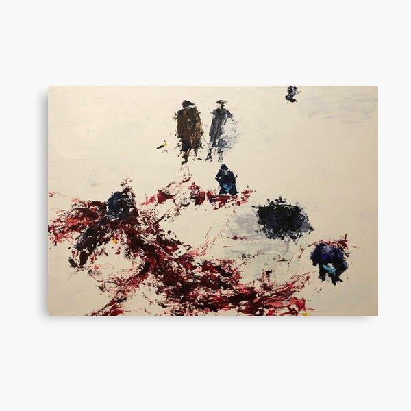 Prey — Hannibal Canvas Print