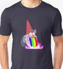 Gravity Falls- Barfing Gnome Unisex T-Shirt