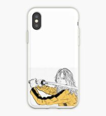 Kill Bill- The Bride iPhone Case