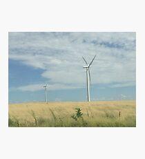 Energy Photographic Print