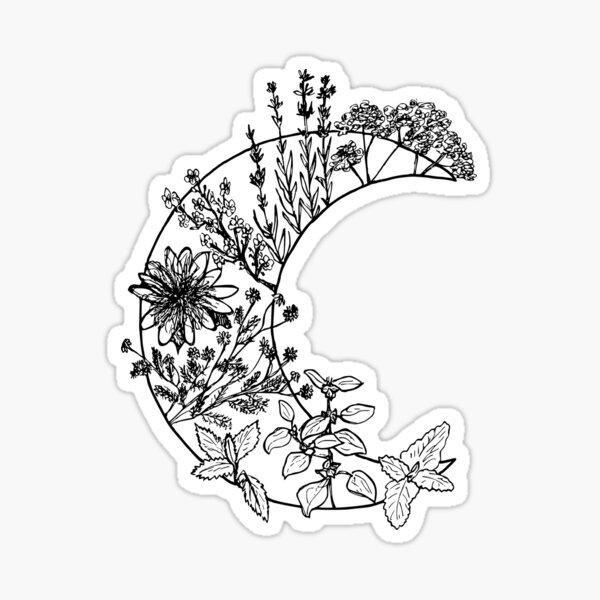 Sleep Herbs Sticker