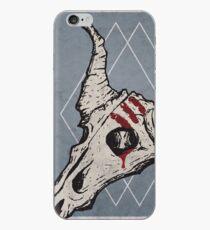 Bull Skull iPhone Case