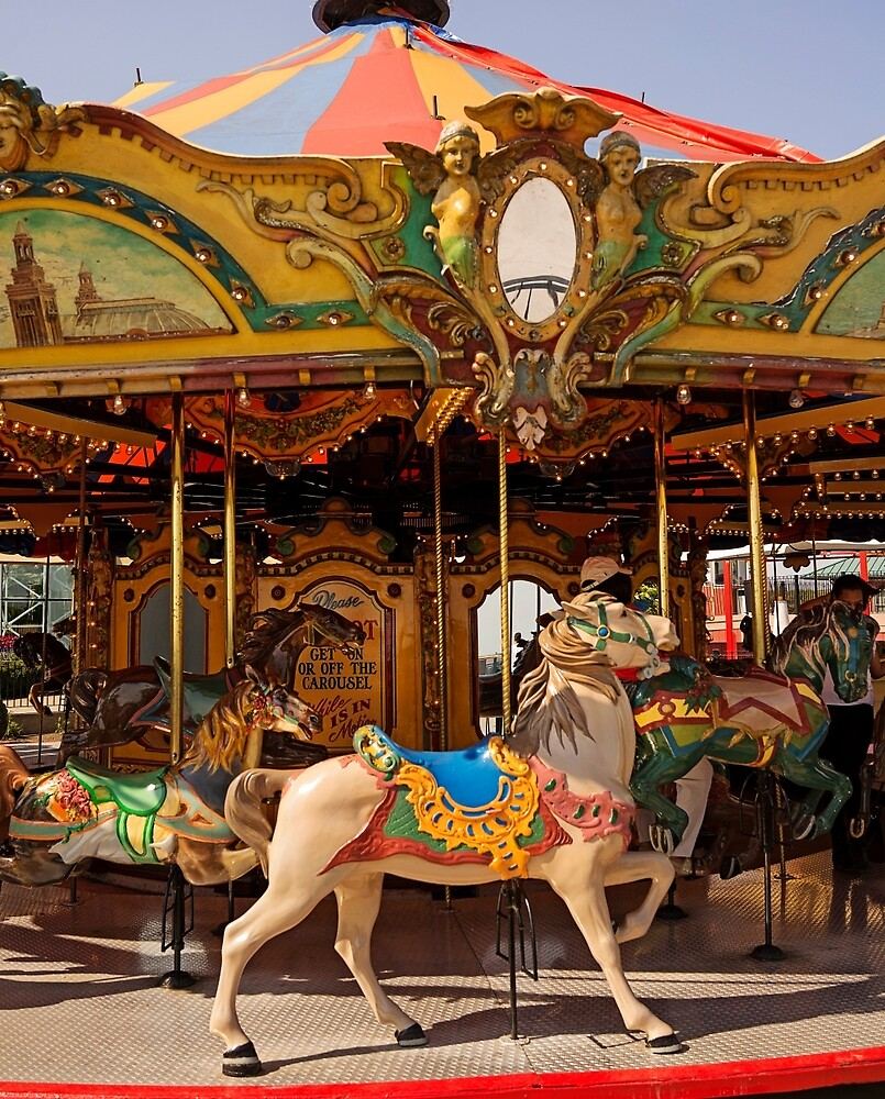 Carousel by Michael Wolf