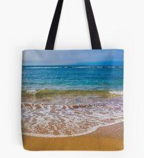 Surf, Sand, Beach Tote Bag