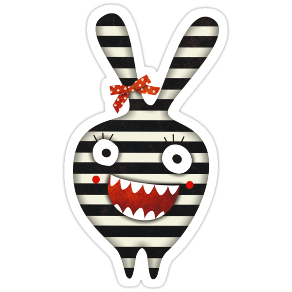 Bunny Love by sandygrafik