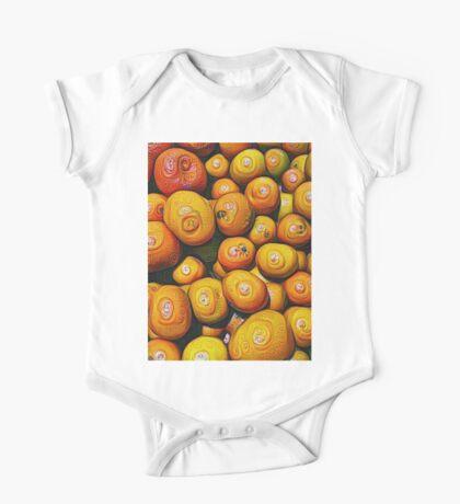 #DeepDream Fruits 5x5K v1454417933 Kids Clothes