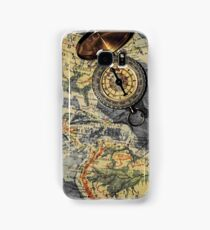 Compass Samsung Galaxy Case/Skin
