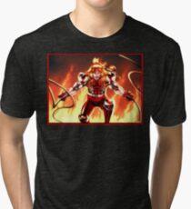 Omega Red Tri-blend T-Shirt
