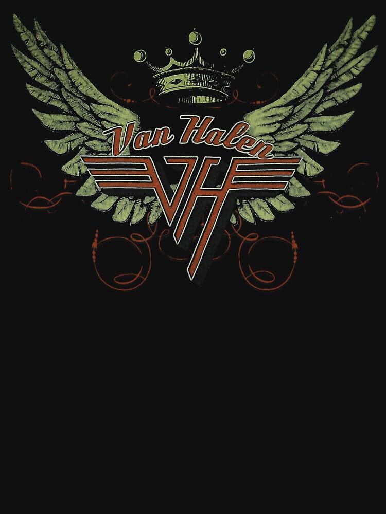 Wings Halen Old by perkinsren