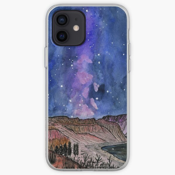 Gorgeous River of Light iPhone Soft Case