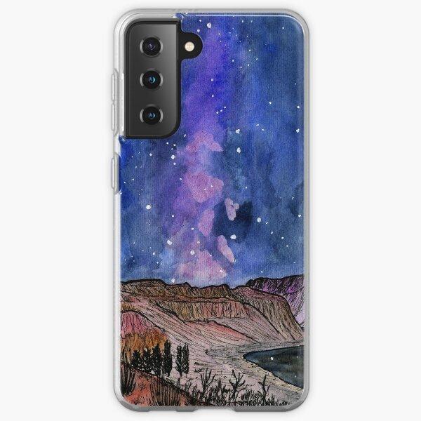 Gorgeous River of Light Samsung Galaxy Soft Case