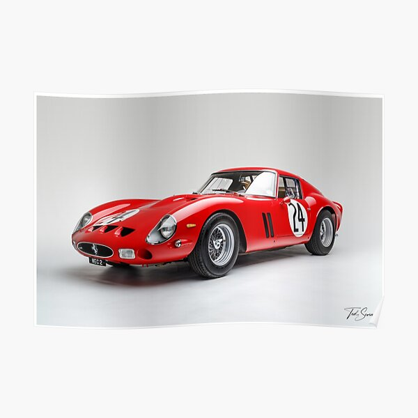 Ferrari 250 GTO de 1963 Poster