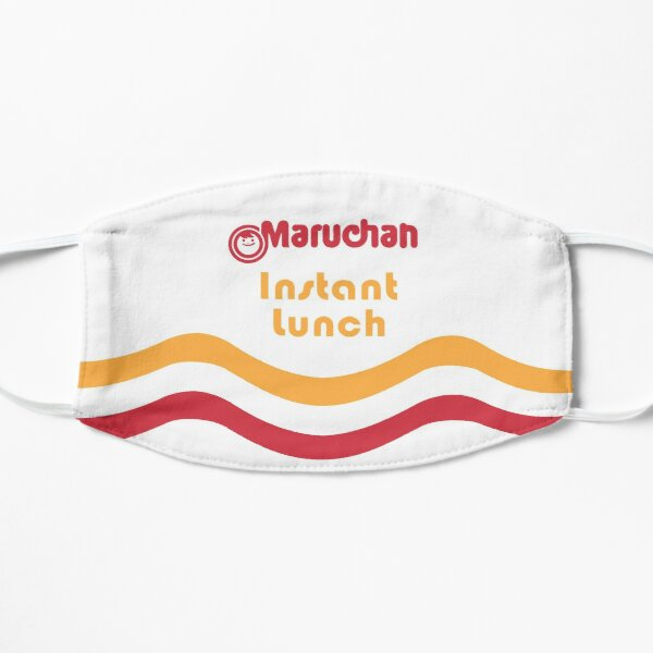 Maruchan Instant Lunch Flat Mask