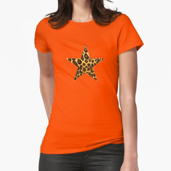 Wild Star  Fitted T-Shirt