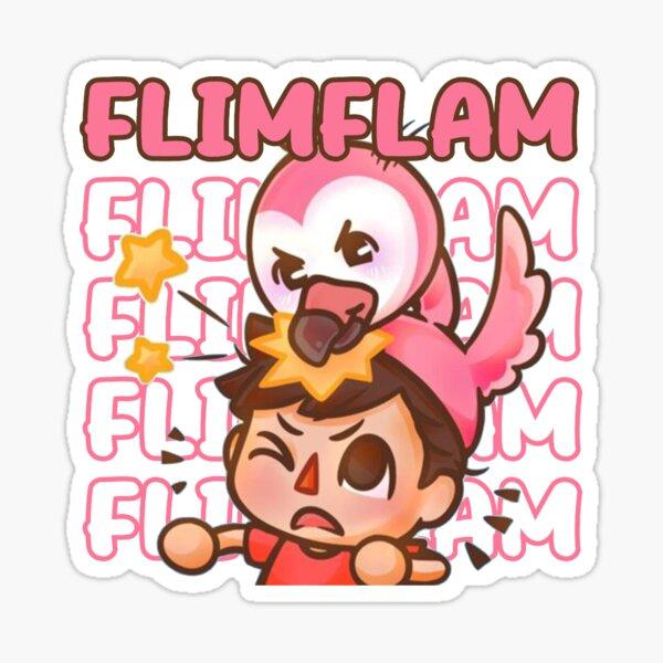 Flim Flam  Sticker