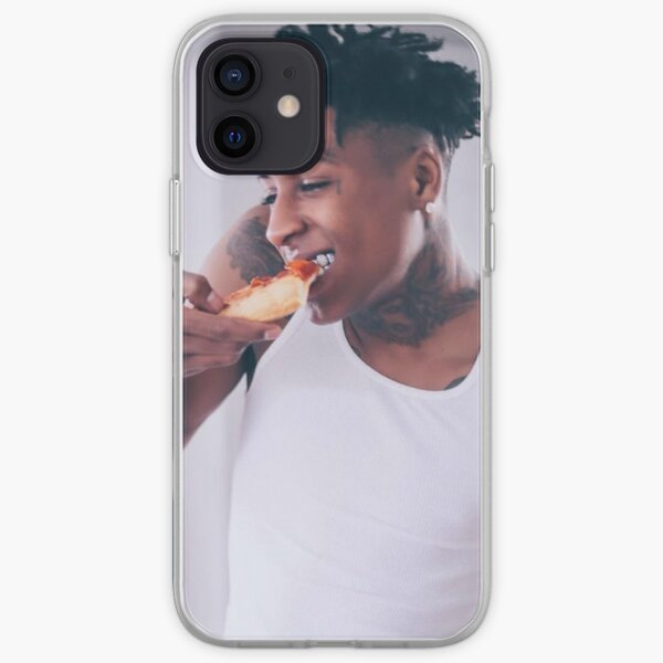 PIZZA TIME WITH YOUNG BOY. iPhone Soft Case