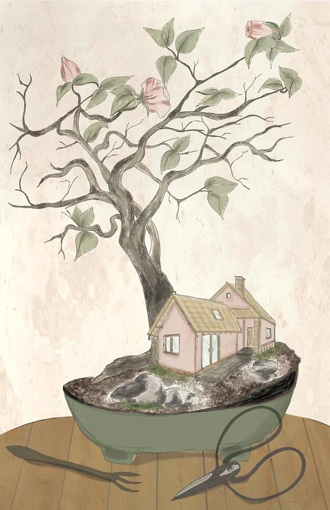 Bonsai by Wybranska