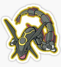 Shiny Rayquaza Sticker