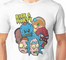 Rick and Morty Universe  Unisex T-Shirt
