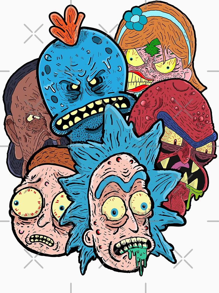 Rick nd Morty | Unisex T-Shirt