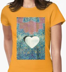 Hearts On Fire 5840 Womens Fitted T-Shirt