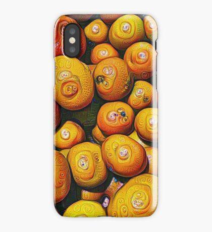 #DeepDream Fruits 5x5K v1454417933 iPhone Case