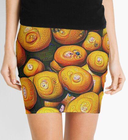 #DeepDream Fruits 5x5K v1454417933 Mini Skirt