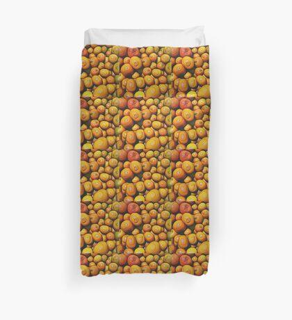 #DeepDream Fruits 5x5K v1454417933 Duvet Cover