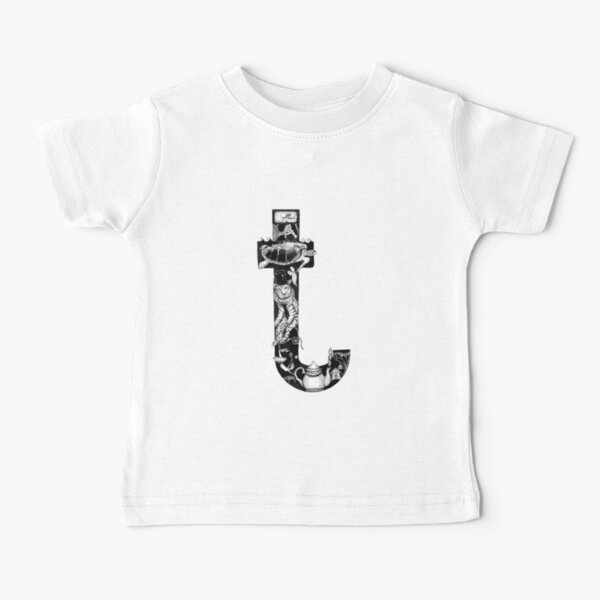 The letter 't' Baby T-Shirt