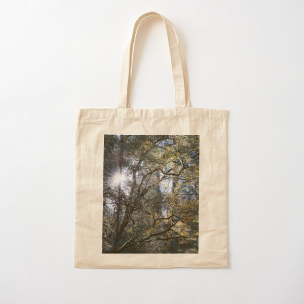 Mythical Woodland Cotton Tote Bag