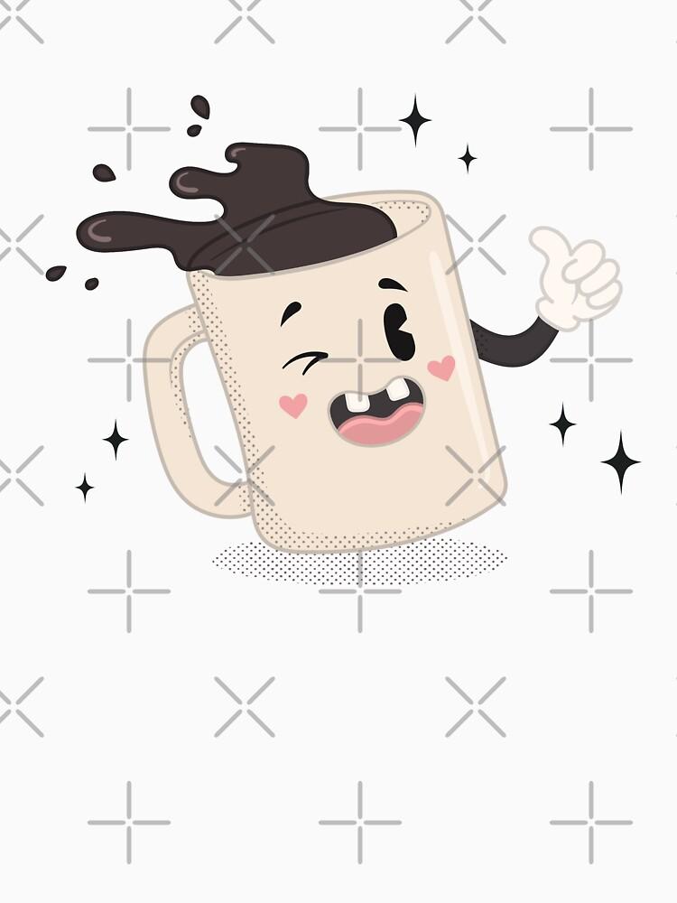 I LOVE COFFEE by xxzbat