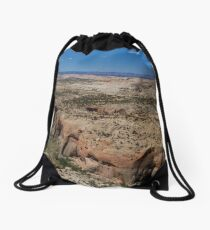 Grand Staircase Escalante  Drawstring Bag
