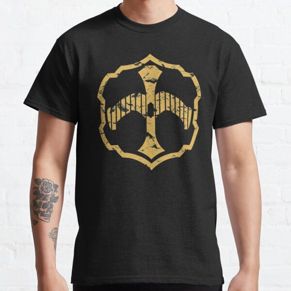 Knuckle Logo - Kamen Reiter Classic T-Shirt