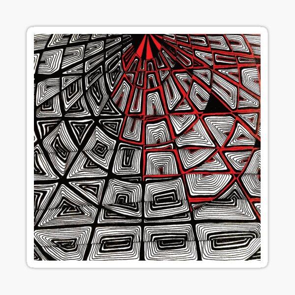 Zentangle II Sticker