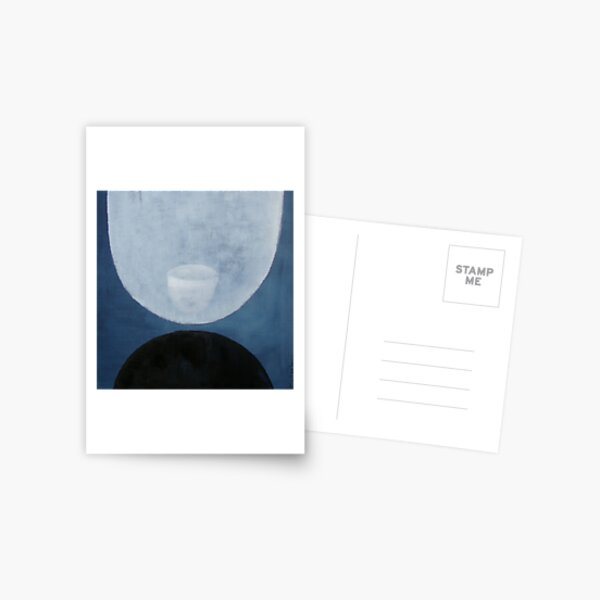 The Curve by  Marie Boyle Postcard