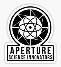 Aperture Science  Sticker