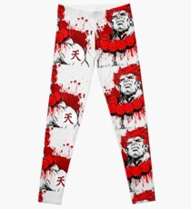 Street Fighter - Akuma Leggings