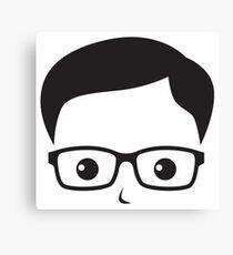 Geek/Nerd Sincere yet Fun - 1 Canvas Print