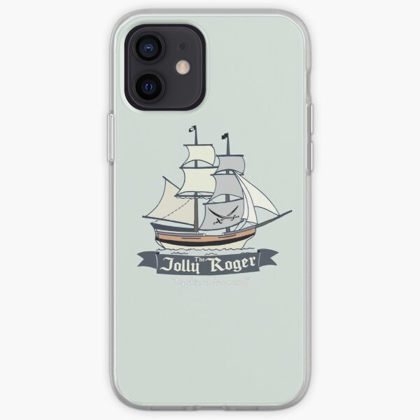 The Jolly Roger iPhone Soft Case