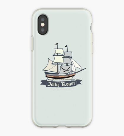 The Jolly Roger iPhone Case