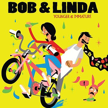 Bob & Linda - Younger & Immature by makingDigital