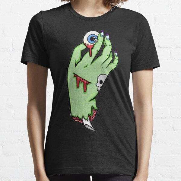 Zombie Hand with EyeBall Essential T-Shirt