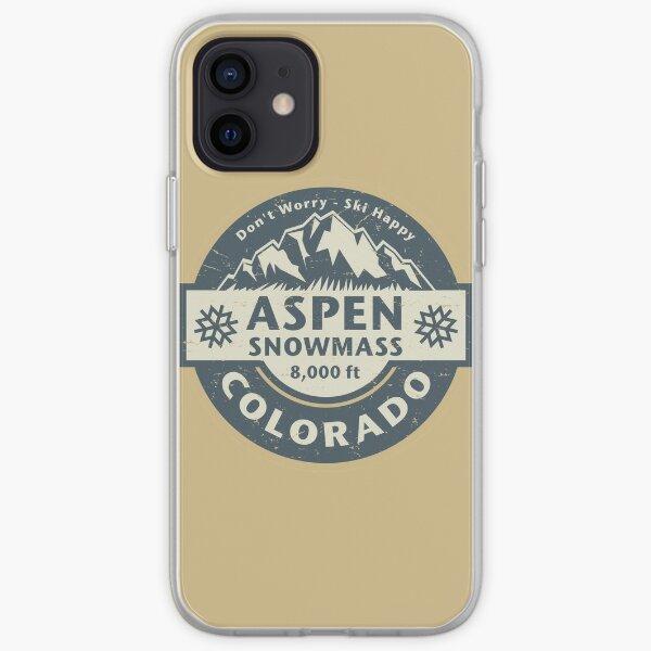 Aspen / Snowmass, Colorado iPhone Soft Case